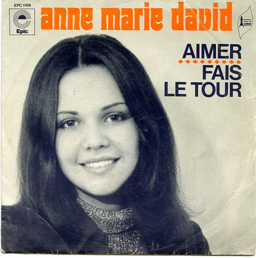 "ANNE MARIE DAVID ""Fais le tour"""