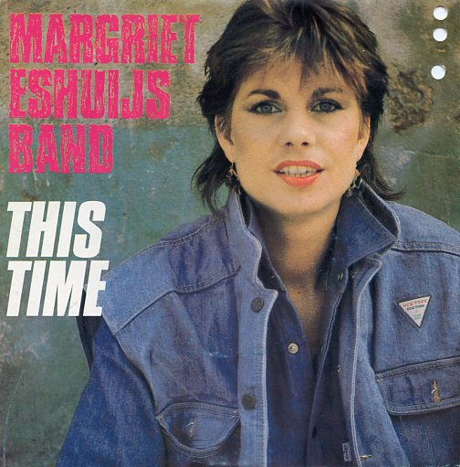 "MARGRIET ESHUIJS BAND ""This time"""