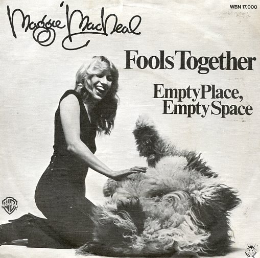 "MAGGIE MacNEAL ""Fools together"""