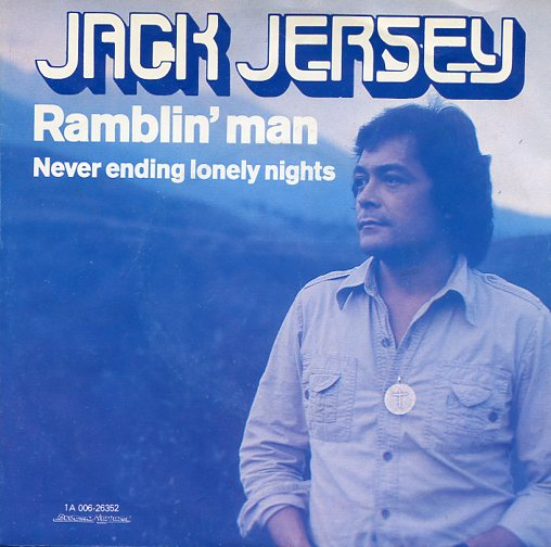"JACK JERSEY ""Ramblin' man"""