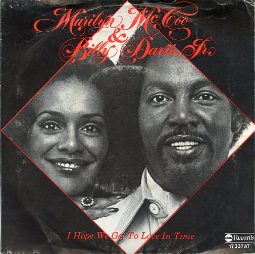 "BILLY DAVIS JR. & MARILYN McCOO ""You don't have to be a star"""