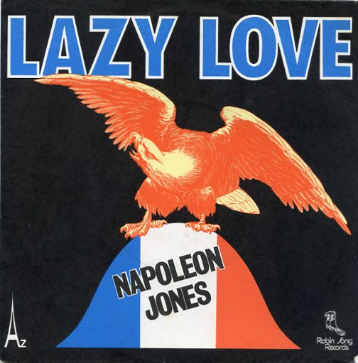 "NAPOLEON JONES ""Lazy love"""