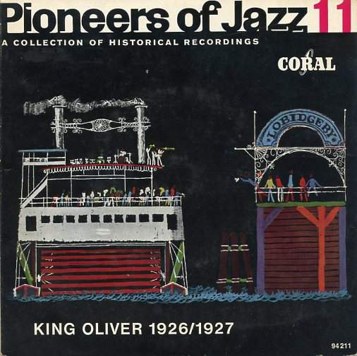 PIONEERS OF JAZZ, VOL. 11 ep