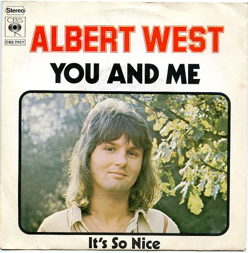 "ALBERT WEST ""You and me"""
