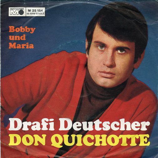 "DRAFI DEUTSCHER ""Don Quichotte"""