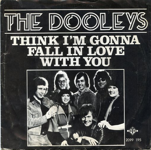 "DOOLEYS ""Think I'm gonna fall in love with you"""
