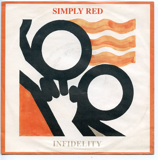 "SIMPLY RED ""Infidelity"""