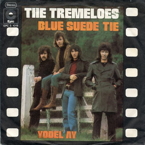 "TREMELOES ""Blue suede tie"""