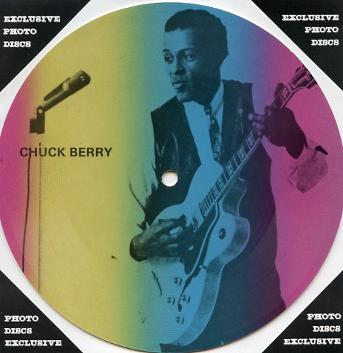 "CHUCK BERRY ""Masters of Rock & Roll vol. 2 PR 27"" (Pict.disc)"