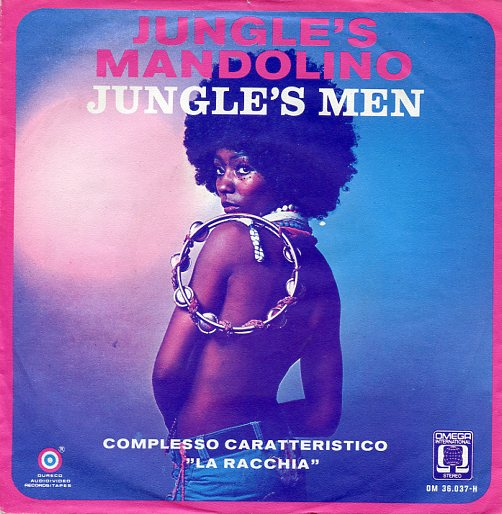 "JUNGLE'S MANDOLINO ""Jungle's men"""