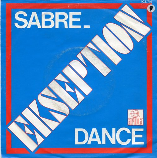 "EKSEPTION ""Sabre dance"""