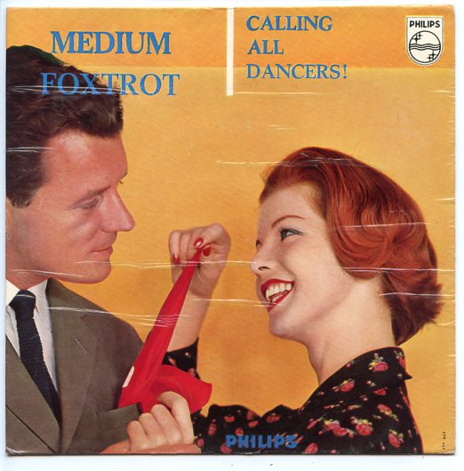 "CALLING ALL DANCERS ""Medium - Foxtrot"" EP"