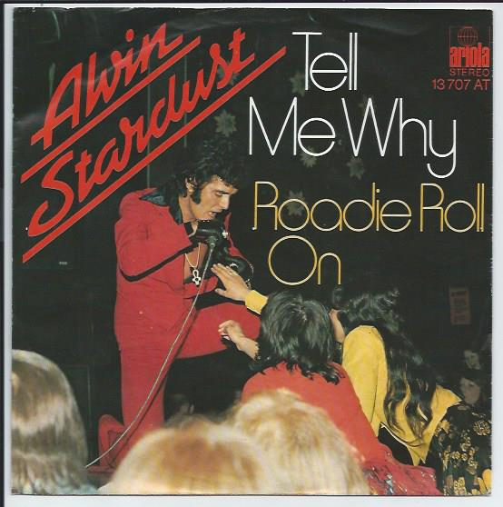 "ALVIN STARDUST ""Tell me why"" (d)"