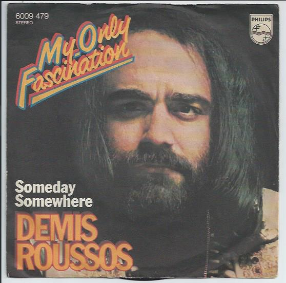 "DEMIS ROUSSOS ""My only fascination"" (d)"