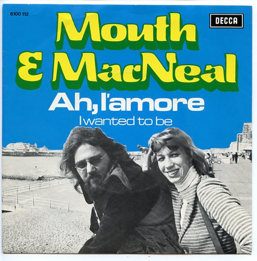 "MOUTH & MacNEAL ""Ah, l'amore"""