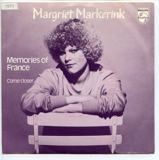"MARGRIET MARKERINK ""Memories of France"""
