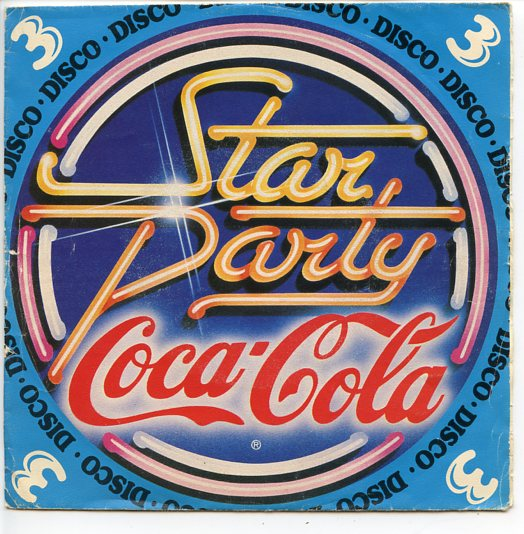 "COCA COLA ""Star Party 3, DISCO"""