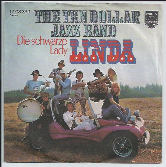 "TEN DOLLAR JAZZ BAND ""Linda"""