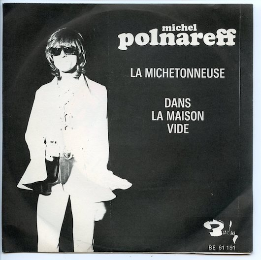 "MICHEL POLNAREFF ""La michetonneuse"""