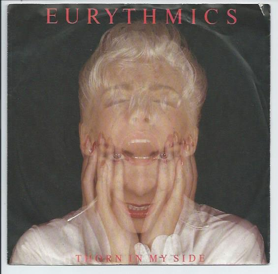 "EURYTHMICS ""Thorn in my side"""