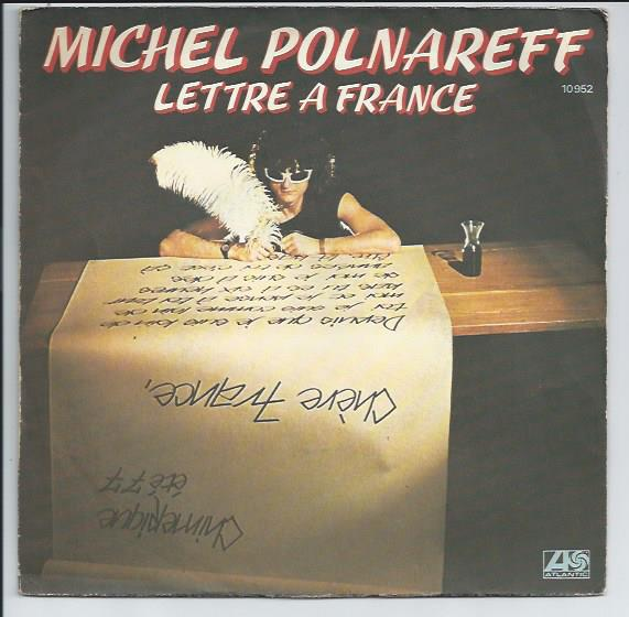 "MICEHL POLNAREFF ""Lettre a France"""