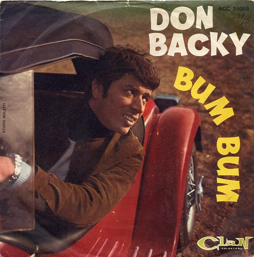 "DON BACKY ""Bum Bum"""""