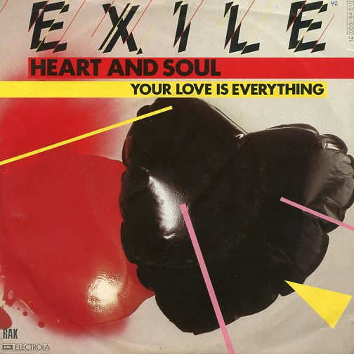 "EXILE ""Heart and soul"""