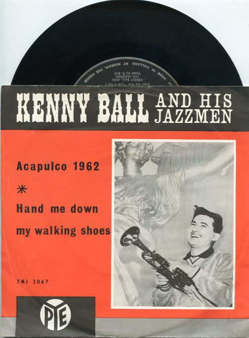 "KENNY BALL ""Acapulco 1922"""