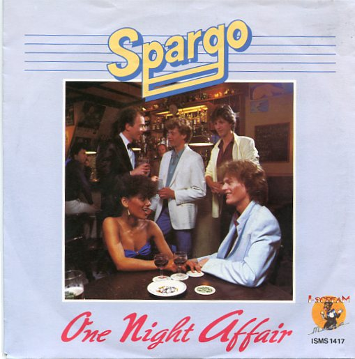 "SPARGO ""One night affair"""