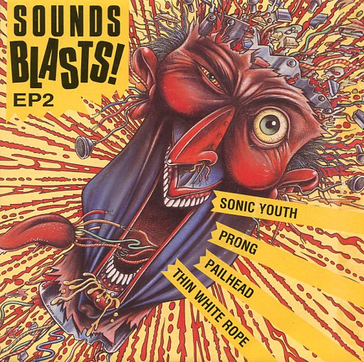 SOUNDS BLASTS EP 2 (331/3 rpm) (promo)