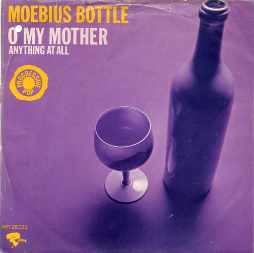 "MOEBIUS BOTTLE ""O my Mother"" (d)"
