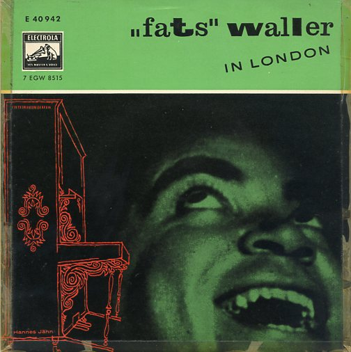 "FATS WALLER ""Fats Waller in London"" EP"