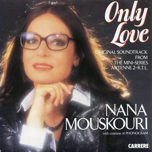 "NANA MOUSKOURI ""Only love"""