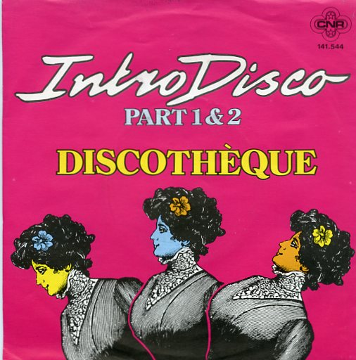 "DISCOTHEQUE ""Intro Disco"""