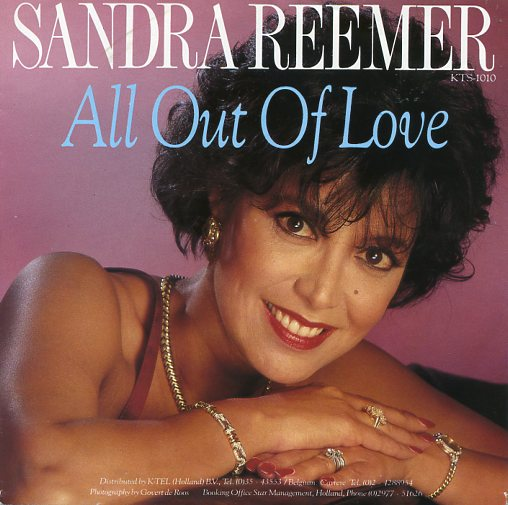 "SANDRA REEMER ""All out of love"""
