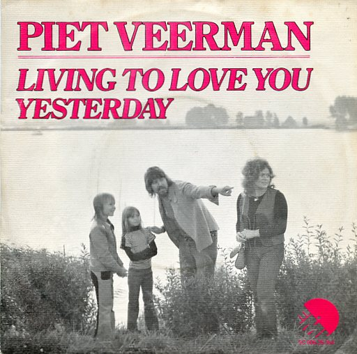 "PIET VEERMAN ""Living to love you"""