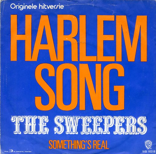 "THE SWEEPERS ""Harlem song"""