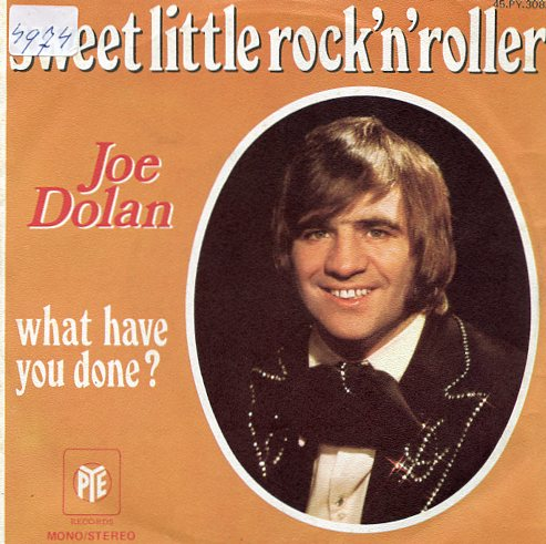 "JOE DOLAN ""Sweet little Rock 'n' Roller"""