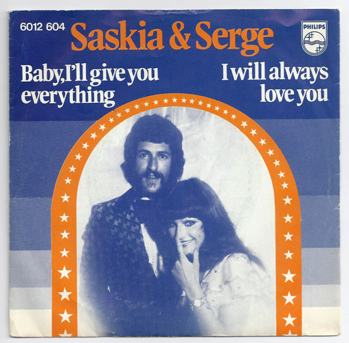 "SASKIA & SERGE ""Baby, I'll give you everything"""