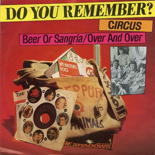 "Do you remember CIRCUS ""Beer or sangria"""
