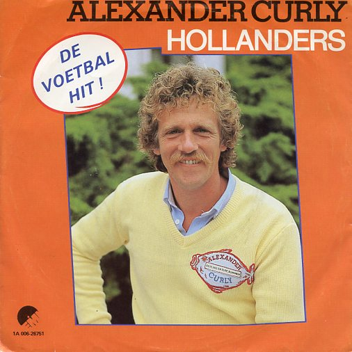 "ALEXANDER CURLY ""Hollanders"""