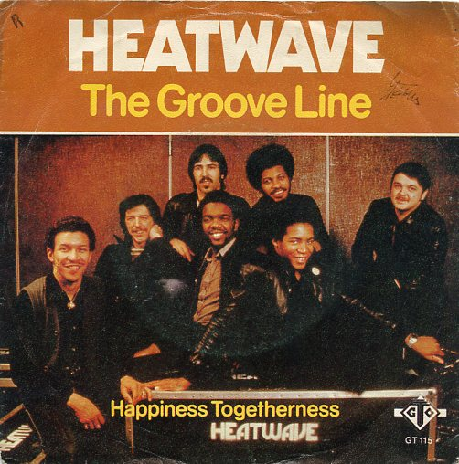 "HEATWAVE ""The Groove line"""