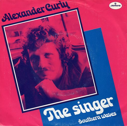 "ALEXANDER CURLY ""The Singer"""