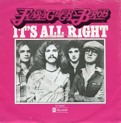 "FARAGHER BROTHERS ""It's all right"""