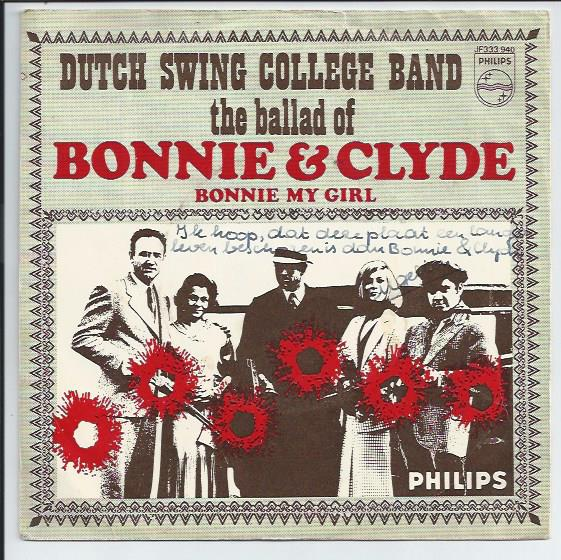 "DUTCH SWING COLLEGE BAND ""The ballad of Bonnie & Clyde"""