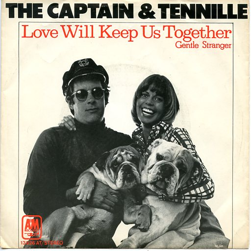 "CAPTAIN & TENNILLE ""Love will keep us together"""