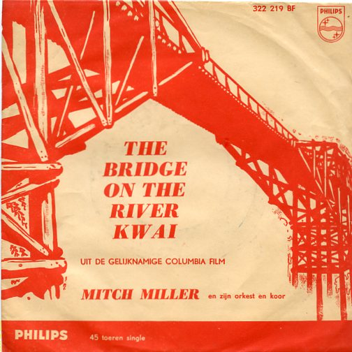 "MITCH MILLER ""The bridge on the River Kwai"""