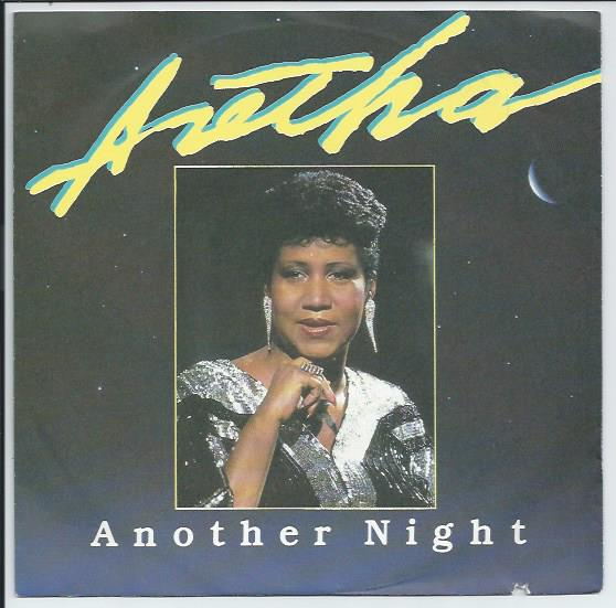"ARETHA FRANKLIN ""Another night"""