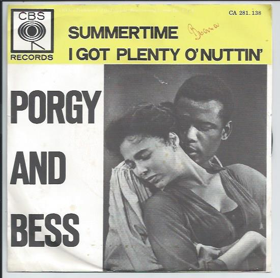 "PORGY AND BESS ""Summertime"""