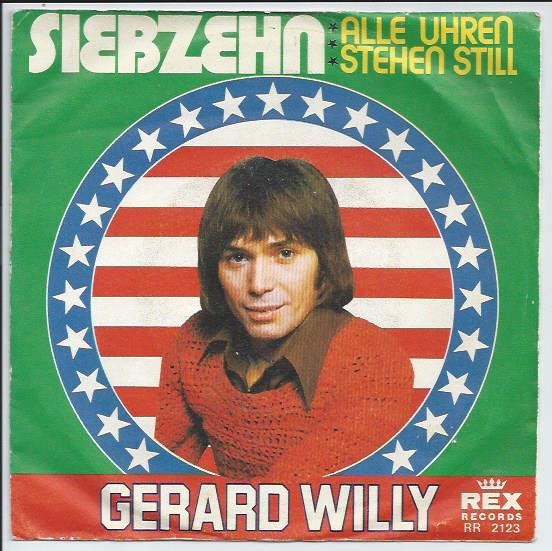 "GERARD WILLY ""Siebzehn"""